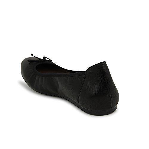 Flexible Bailarina Liberitae Negro Negro EN Piel 5YqxqwT