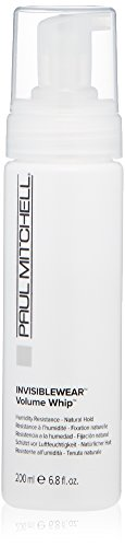 Paul Mitchell INVISIBLEWEAR Volume Whip Styling Mousse,6.8 Fl Oz