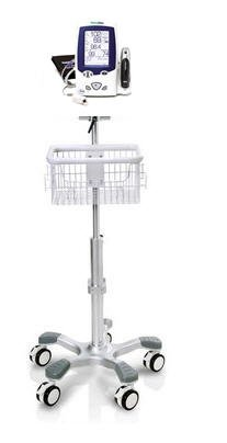 Lxi Spot Vital Signs (Rolling stand for Welch Allyn Spot vital sign minotor LXI , concave base by EASTSHORE)