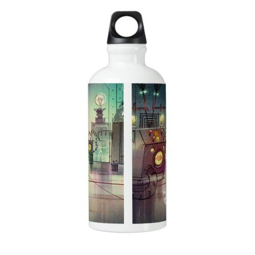 Outdoor Yoga Camping Hiking mouse disney cartoon Travel Flask Stainless Steel Donald duck Water Bottle 18 Oz Cycling Bottle Steel Bottle for Water Donald duck Sport Bottle