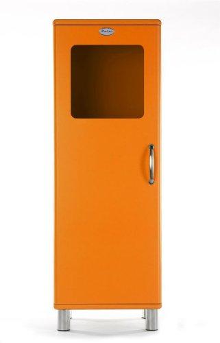 Vitrine / Schrank Malibu 5111 in orange von Tenzo: Amazon.de ...