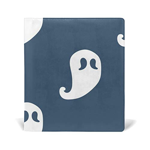 MALPLENA Halloween Spirit School Book Covers Perfect for School and Gifts -