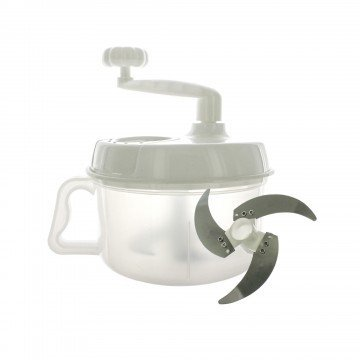 Bulk Buys OA245-1 Countertop Mixer Chopper With Egg Separator