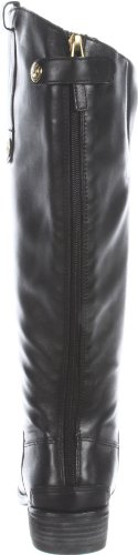 Sam Edelman Womens Penny Riding Boot Black Leather