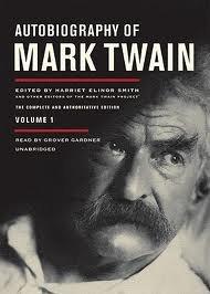 Autobiography of Mark Twain, Vol. 1 [Audiobook, Unabridged] Publisher: Blackstone Audio, Inc.; Unabridged edition
