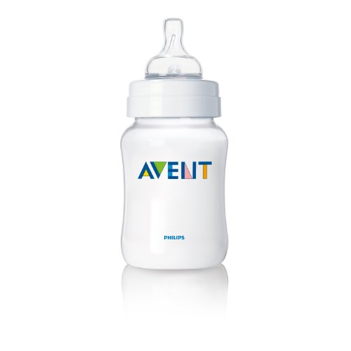 Philips Avent Classic Baby Bottles Opaque 4 Ounce 5