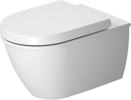 - Duravit Toilet wall mounted Darling New washdown model WGL White Alpine