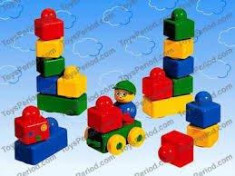 Lego Duplo Primo Baby 2018 Primomännchen mit 20 Bausteinen im Bauch