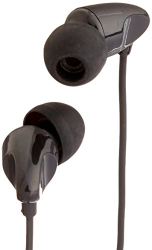AmazonBasics In-Ear Headphones - Black