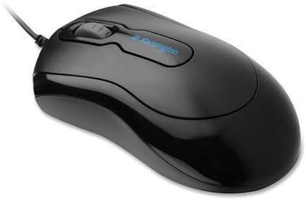 Kensington K72356US Mouse-in-a-Box USB Desktop Mouse Black