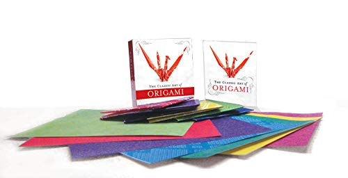 (The Classic Art of Origami Kit (Miniature Editions))