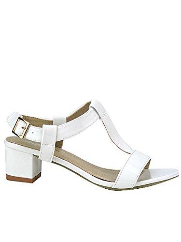 Sandale en cuir - Elsa  Taille : 41 - FR