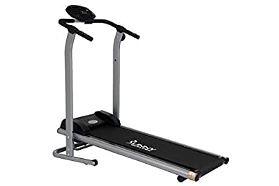 Magnetic Adjustable Tension Manual Treadmill by Sunny Health & Fitness - SF-T7614