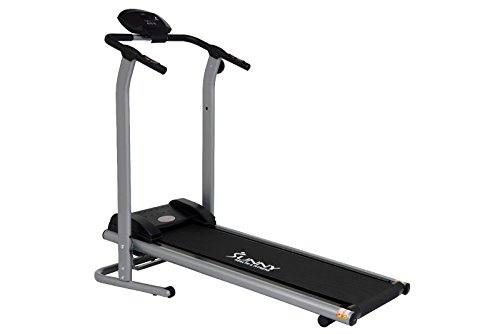 Sunny Health & Fitness T7614 Adjustable Tension Magnetic Treadmill by Sunny Health & Fitness