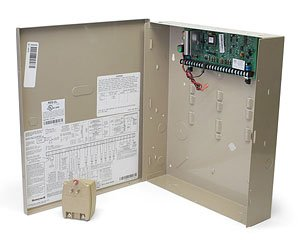 Honeywell VISTA-20P Ademco Control Panel, PCB in Aluminum Enclosure ()