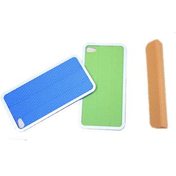 Leather with Panel Stand For 4 Random Shipment - iPhone Cases iPhone 4\/4S - 1 x iPhone 4 case