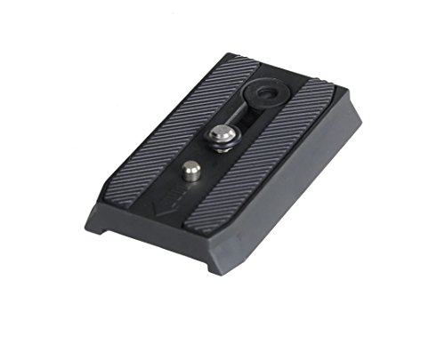 Benro Slide-In Video Quick Release Plate for S2 (QR4) ()