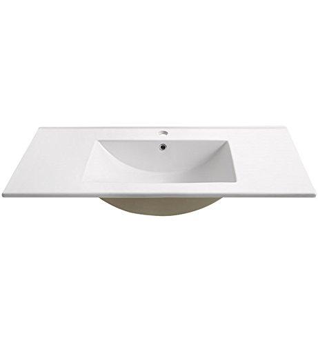 bathroom sink and countertop - 9