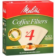 12 cup coffee filters natural - 4