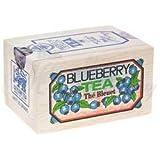Metropolitan Tea Company - Blueberry Tea 25g Wood Box - 2 Pack
