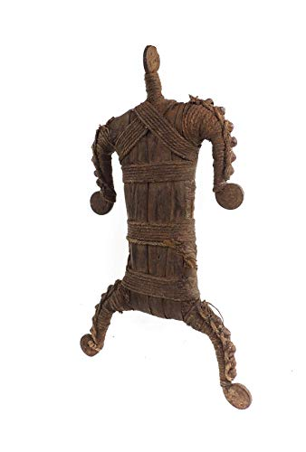 Namji Namchi or Matakam Iron Fertility Doll Cameroon African Art