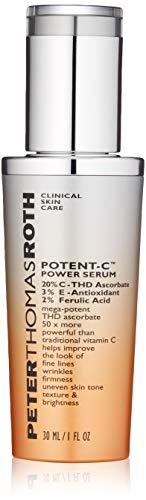 Peter Thomas Roth Potent C Power Serum 1 fl. oz. (Best Foundation For Combination Skin 2019)