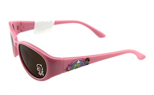 New Authentic Nickelodeon Dora The Explorer SD16 Pink Kids Sunglasses - Sunglass Dora