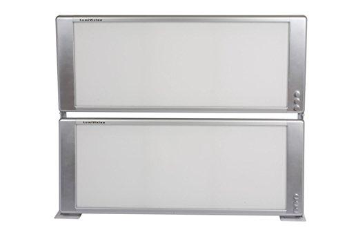 LED X-Ray Film Viewbox, 2-Over-2 Bank (14