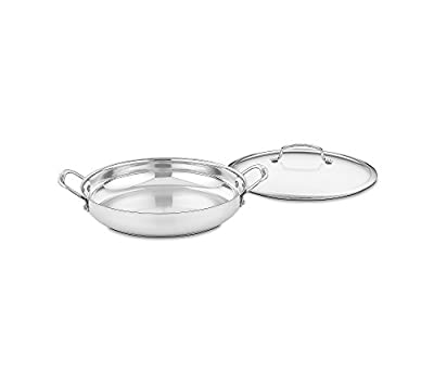 Cuisinart Contour Stainless Everyday Pan