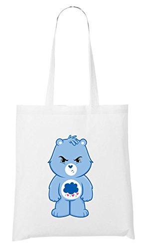 Angry Bear Bag Blanc Certified Freak