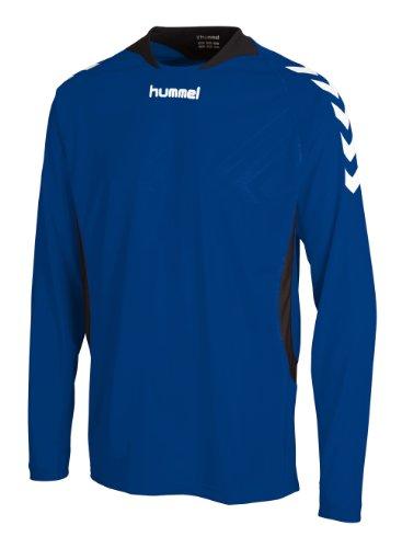 Hummel Trikot Team Player Poly Jersey Longsleeve, true blue, S, 04-277-7045
