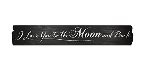 Young's Wood Love You Decorative Sign, 40
