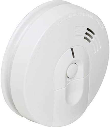 Kidde i4618 Hardwire Smoke Detector with Battery Backup 6 Pack by Kidde