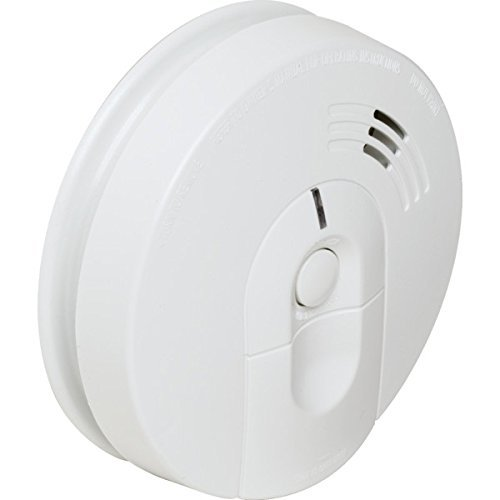 Smoke Detector with Battery Backup (6 Pack) by Kidde ()