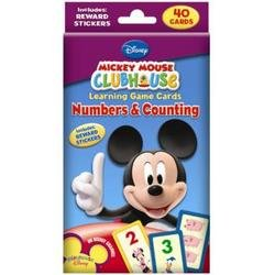 Disney Mickey Mouse Clubhouse Numbers and Counting Learning