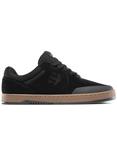 Etnies Mens Men's Marana Skate Shoe, Black/Red/Gum, 11 Medium US