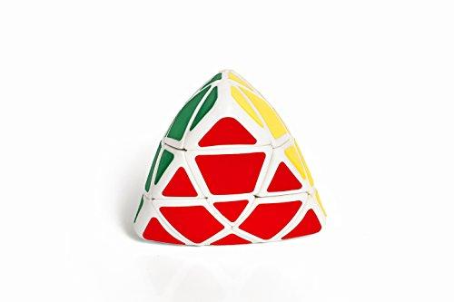 Triangular Magic cube 10 triangles per side.