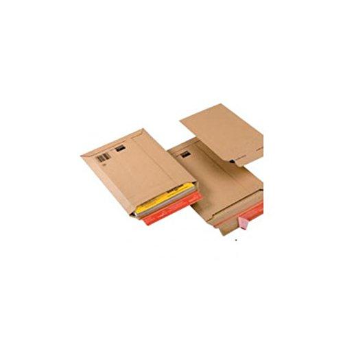100 Versandtaschen wei/ß ColomPac 175x250 mm CP 012.01 CP 01201
