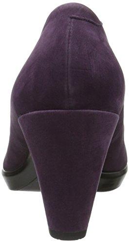 tumblr sale fashionable ECCO Women's Shape 55 Plateau Closed-Toe Pumps Purple (2276mauve) wide range of cheap price cheap websites a1Effff