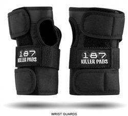 187 Killer Wrist Brace Pads Protective Gear | Size : Large