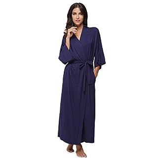 d5ddc0c751 VEAMI Women s Warm Fleece Bathrobe with Hood - Pajamas Online Store