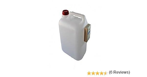 Iniciativas Inmer Deposito con Alarma para el Agua del Aire Acondicionado (10 litros)