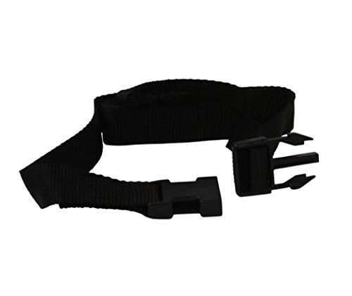 Utility Strap With Quick-Release Buckle 4 Piece 72 L 72 L Ozark Trail TT-57 Xi-26-D 76064P Black