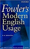 img - for Fowler's Modern English Usage 3th (third) edition Text Only book / textbook / text book