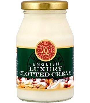 The Devon Cream Company Clotted Cream 6oz by Devon Cream Company