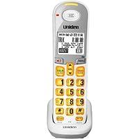 Uniden DCX309 1.9Ghz DECT 6.0 Cordless Handset Expansion Telephone for D3097 and D3098