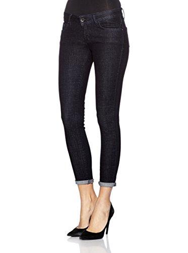 Nv Cara rinse 001 Blu Donna Skinny Seven7 Jeans BZR7qWw