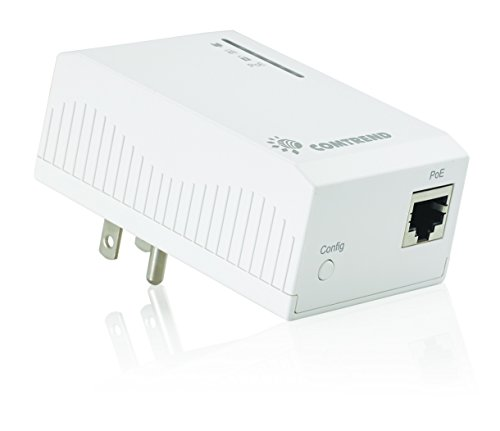 Comtrend G.hn 1200 Mbps Powerline Ethernet Bridge Adapter with Power Over Ethernet POE PG-9172PoE Single Unit (2-Units Required) by Comtrend (Image #6)
