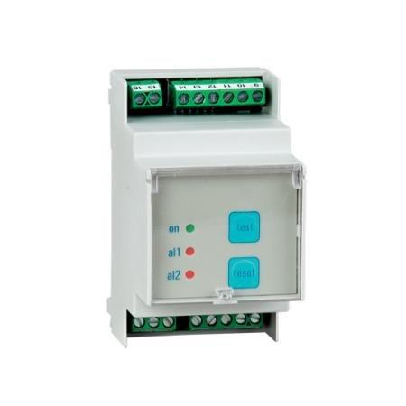 seitron centralita para sensor de fugas de gas para barra DIN rgi000mbx2: Amazon.es: Iluminación