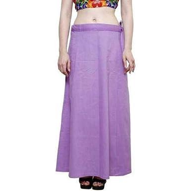 Queen Style Women's Cotton Petticoat